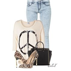 Untitled #1393, created by bella8 on Polyvore