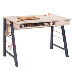 Bureau New York, Organizer, Drafting Desk, Room Inspiration, Barbecue, Office Desk, Kids Room, Flooring, Furniture