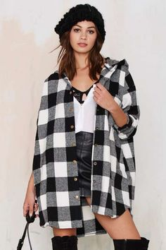 Camp Out Flannel Jacket
