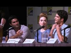 Teen Wolf Funny Cast Moments - YouTube