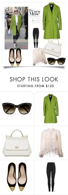 """""""00008"""" by any0 ❤ liked on Polyvore featuring Chloé, Moschino Cheap & Chic, Dolce&Gabbana, Zara and adidas Originals"""