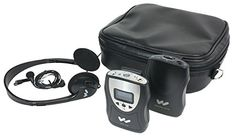 Williams Sound PFM PRO Personal FM Listening System -- See this great product.