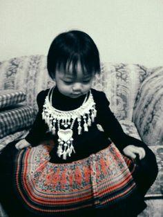 traditional hmong dress for little girls