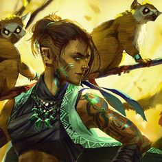 New Unearthed Arcana Barbarian and Monk Classes Dungeons And Dragons Art, Dungeons And Dragons Characters, Fantasy Characters, Black Characters, Cartoon Characters, Fictional Characters, Fantasy Character Design, Character Concept, Character Art