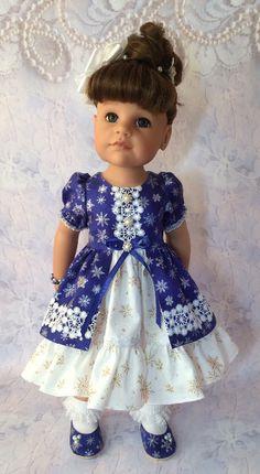 Платье «Сказочная ночь» / Одежда для кукол / Шопик. Продать купить куклу / Бэйбики. Куклы фото. Одежда для кукол