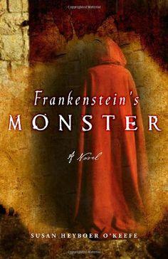 Frankenstein's Monster: A Novel by Susan Heyboer O'Keefe http://www.amazon.com/dp/0307717321/ref=cm_sw_r_pi_dp_qAxsvb1ZTNNSH