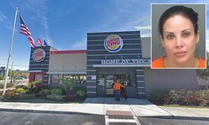 woman arrested in Burger King has seven syringes pulled from crotch Crotch Area, Farm Hero Saga, Weird Things, King, Woman, Women