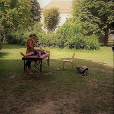 Giving a session outdoors summer 2017 My Workspace, Outdoor Furniture, Outdoor Decor, Bench, Outdoors, Park, Summer, Summer Time, Parks