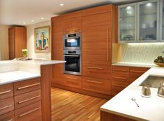 ... Wood on Pinterest  Modern kitchen designs, Italian kitchens and USA