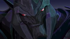 Angry Megatron by PDJ004 on DeviantArt