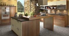 Trendy kuchyňský ostrůvek - Útulný Dům