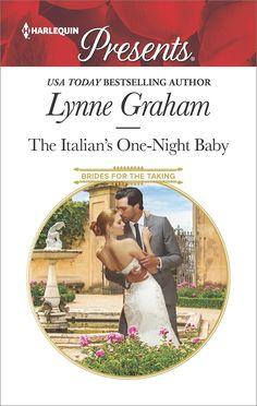 Lynne Graham - The Italian's One-Night Baby / #awordfromJoJo #ContemporaryRomance #LynneGraham