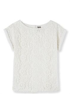Tee shirt  Fille  - Le Tee-Shirt BETTERAVE SNOW WHITE