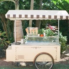 My future donut cart!