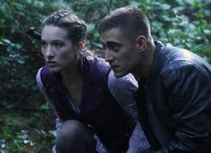 Alice and the Knave aka Will in Once Upon a Time in Wonderland episode 4