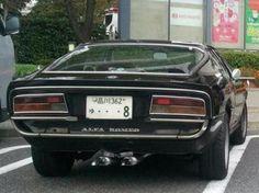≪No.0461≫  ・ニックネーム  みっちゃん       ・メーカー名、車種、年式  Alfa Romeo Montreal 1972     ・アピールポイント  超レアかと思います(^^)