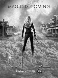"""Get This Special Offer Once Upon a Time Jennifer Morrison as Emma Swan """"Magic is Coming"""" Poster 8 x 10 Photo Movies And Series, Best Series, Movies And Tv Shows, Time Series, Once Upon A Time, Jennifer Morrison, Jim Morrison, Smallville, Image Internet"""
