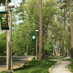 Campus is looking good as we count down the final hours before commencement! #skid4life by skidmorecollege