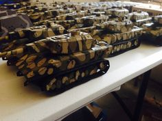 panzers massed produced for Tony b ISM's extreme wargame!