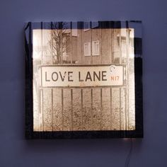 Love Lane Glo-Canvas, $385, now featured on Fab.