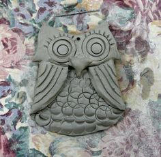 Clay Owls- I did  this with Kindergarten and 1st graders!  It was very successful!  They painted them with metallic acrylic.  They fit on plate stands (that I purchased very inexpensively - parents reimbursed me).  Everyone was thrilled! (They can get kind of thick - allow them dry for quite some time.)