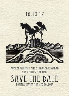 vintage-art-deco-wpa-woodblock-image Different fonts Custom Postcards, Vintage Postcards, Art Deco Invitations, Invites, Wedding Invitations, Woodcut Art, Honeycomb Paper, Paper Balls, Linoprint