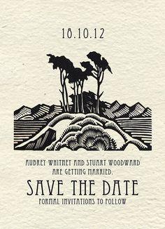 vintage-art-deco-wpa-woodblock-image Different fonts Custom Postcards, Vintage Postcards, Art Deco Invitations, Invites, Wedding Invitations, Woodcut Art, Honeycomb Paper, Paper Balls, Postcard Printing