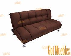 1b1e99f9a3d05 Sofá Cama Confortable Kenzy Heck. GOT MUEBLES SA DE CV