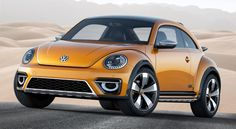Volkswagen Beetle Dune Concept » Los Mejores Autos