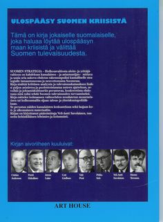 Strategy For Finland back-cover.
