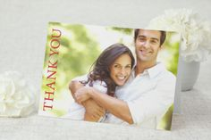 Timeless Photo - Thank You Card by MagnetStreet