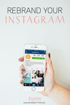 Did you know that there are secrets to becoming Insta-famous? Learn to switch up the look of your Instagram grid and make your branding more consistent! #socialmediatips