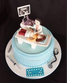 Orthopedic doctor cake wwwthefairfieldcakeladycom The Fairfield