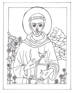 Coloring Pages for Catholic Kids on Pinterest | Coloring ...