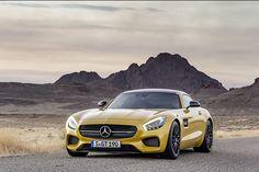 Mercedes-AMG GT, autos deportivos, autos de lujo