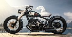 Motorcycle fashions come and go, but the appeal of the 'bob job' endures. This BMW bobber from Austria mixes classic style with modern tech.