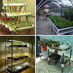 Отличные идеи полезных вещей из остатков пластиковых труб Pvc Pipe Projects, Garden Projects, Garden Design Ideas On A Budget, Garden Ideas, Garden Seating, Bulb Flowers, Garden Boxes, Wire Art, Garden Landscaping