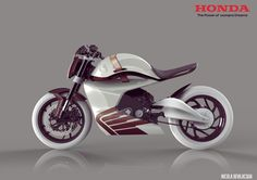Two wheels for the woman of tomorrow by Nicola Bevilacqua, via Behance