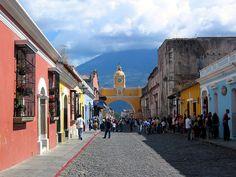 Antigua, Guatemala. Loved shopping here