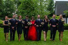 Red Wedding Dresses, Fashion, Red Wedding Gowns, Moda, La Mode, Fasion, Fashion Models, Red Homecoming Dresses, Trendy Fashion
