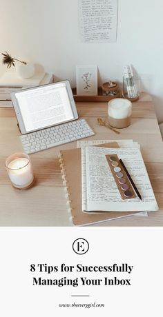 8 Tips Successful Women Use to Master Their Inbox - business inspiration Study Inspiration, Business Inspiration, Study Areas, Study Desk, Nail Swag, Successful Women, Studyblr, Study Notes, Study Motivation