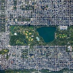 New York City's Central Park spans a whopping 843 acres—that's 6 percent of the island of Manhattan.