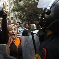Las revoluciones son cosa del tercer mundo