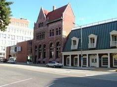 400 Block Maine in Historic Quincy Business District, Quincy, IL by GREDF, via Flickr