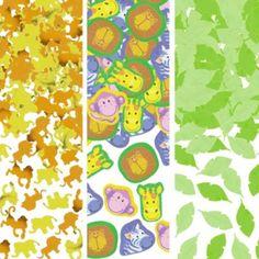 Jungle Animals Confetti 1.2oz