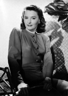 Barbara Stanwyck,  Queen of the Movies