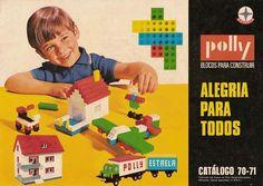 É da sua época?: [1980] Polly - Blocos Para Construir da Estrela