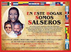 En este hogar Puerto Rico, Puerto Rican Music, Musica Salsa, School Is Over, Puerto Rican Cuisine, Cuban Culture, Salsa Music, To My Parents, Latin Music