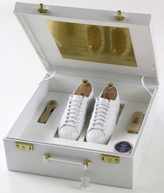 Adidas 35th Superstar 'TOP SECRET'  £2500 - £4000
