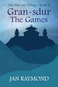 Gran-sdur: The Games, the second book in the Pha-yul #trilogy http://www.amazon.com/dp/B00OZAEYTY